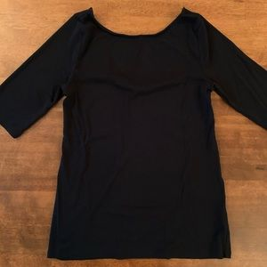 Old Navy   Fitted Tee with  3/4 Sleeve
